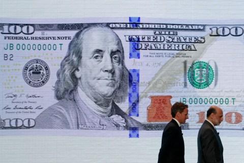 Secretary Geithner and Federal Reserve Chairman Bernanke