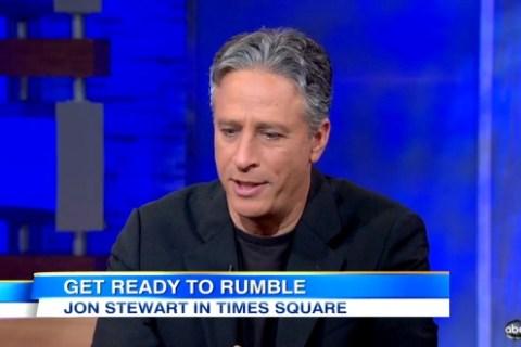 Jon Stewart ABC