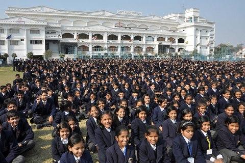 City Montessori School in Lucknow