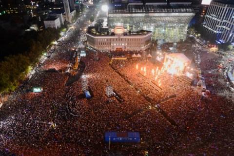 South Korea PSY