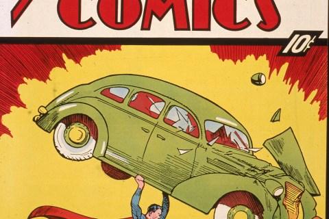 Action Comics No. 1 Introducing Superman