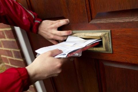 mail slot
