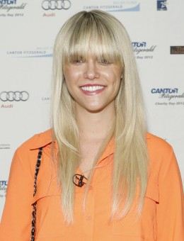 Lauren Scruggs attends the 2012 Charity Day Hosted By Cantor Fitzgerald And BGC Partners on Sept. 11, 2012 in New York, United States.