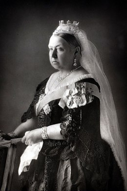 image: Queen Victoria, who ruled from 1819-1901.