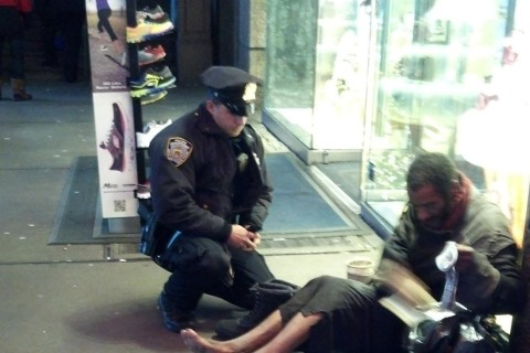 NYPD Act of Kindness