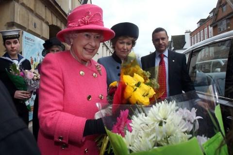 Queen Elizabeth II And The Duke Of Edinburgh Visit Bristol