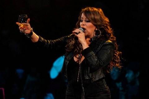 Last Concert of the Mexican Singer Jenni Rivera