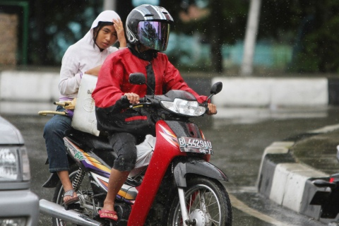 INDONESIA-ISLAM-WOMEN-RIGHTS