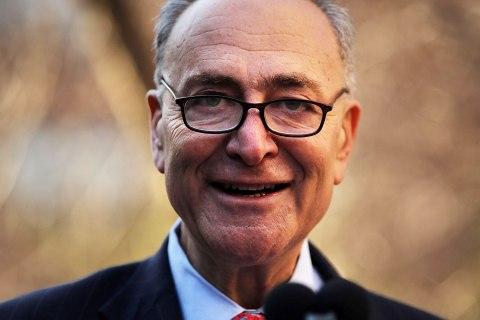 new inaugeration-U.S. Sen. Charles Schumer (D-NY)