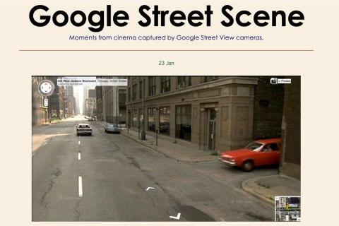 GoogleStreetScene
