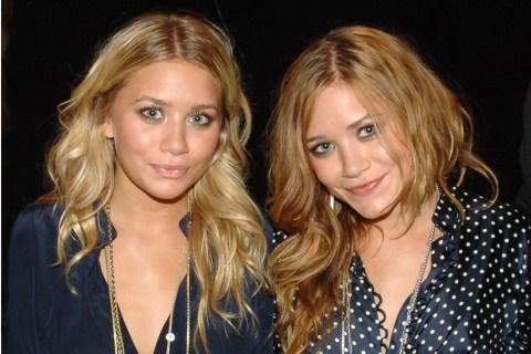 Mary Kate Olsen and Ashley Olsen Visit MuchMusic Studios - August 30, 2005