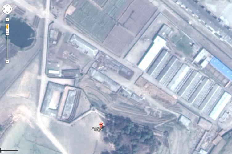 Chongjin Gulag, North Hamgyong, North Korea.