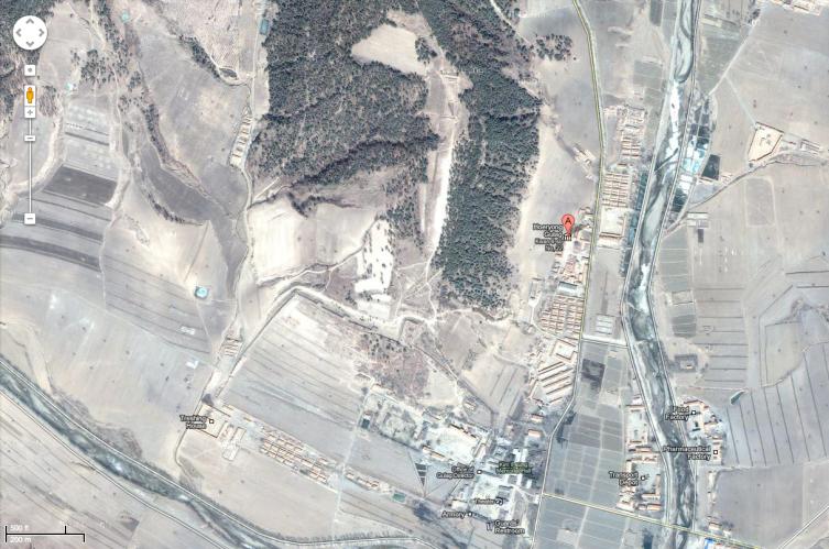 Hoeryong Gulag, North Hamgyong, North Korea.