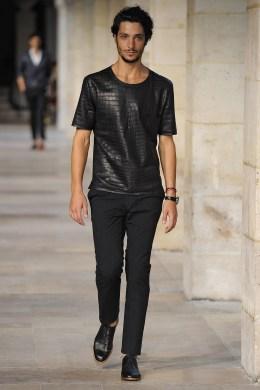 Hermes - Mens Spring Summer 2013 Runway - Paris Menswear Fashion Week