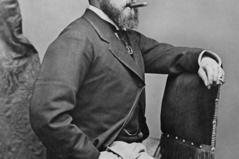 Prince Albert Edward, Prince of Wales (1841 - 1910), later King Edward VII, circa 1870.