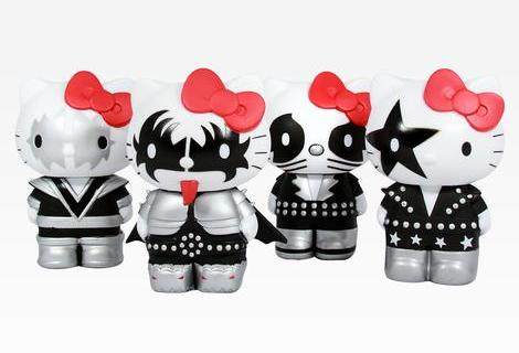KISS x Hello Kitty