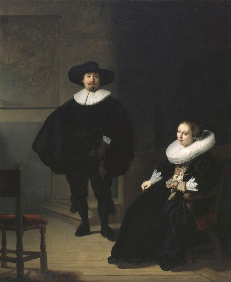 rembrandt_ladygentleman