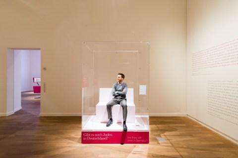 """Ausstellung """"die ganze Wahrheit ... was Sie schon immer über Juden wissen wollten"""""""