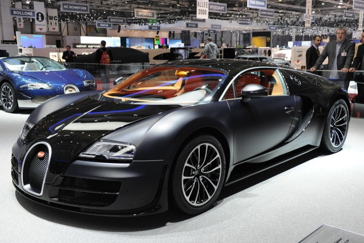 Guinness Just Kidding Bugatti Veyron Really Is World S Fastest Production Car Time Com