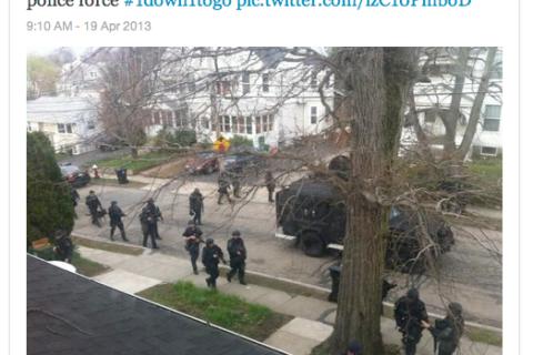 SWAT in watertown screengrab