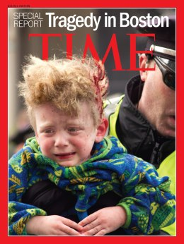 TIME Magazine Special Report: Tragedy in Boston, Digital Edition