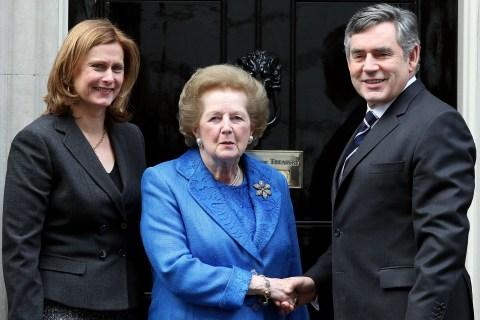 Former Premier Margaret Thatcher Dies At 87