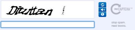 CAPTCHA 1