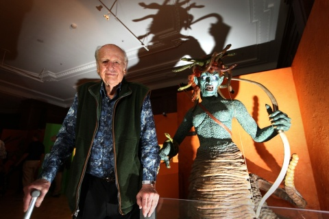 Ray Harryhausen Myths And Legends Exhibition
