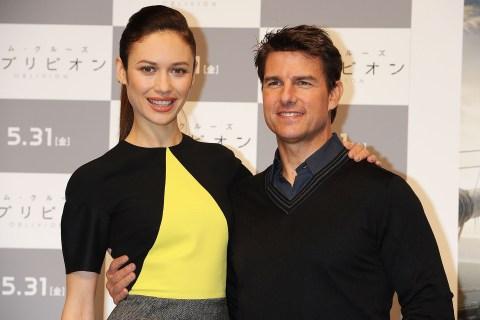 'Oblivion' Press Conference