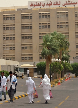 SAUDI-HEALTH-MERS-VIRUS