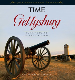 Gettysburg book cover