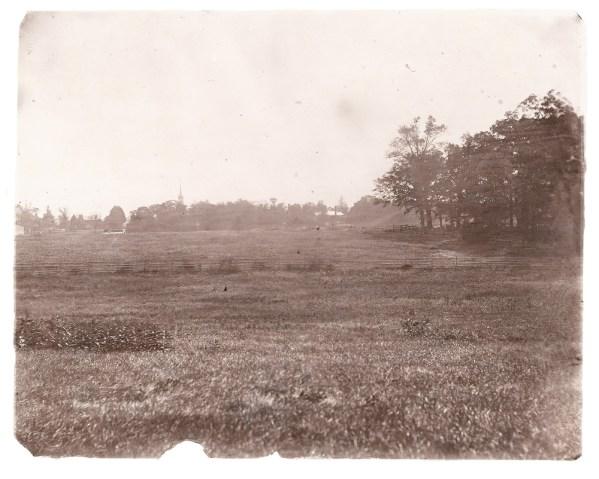 McPherson's woods Cemetery Ridge Gettysburg PA_V2