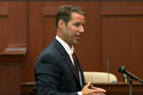 Image: John Guy Trayvon Martin Trial