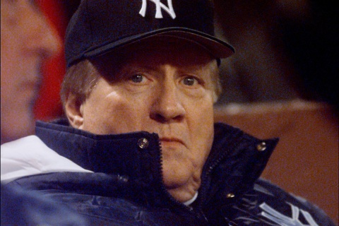 New York Yankees' owner George Steinbrenner