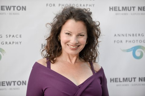 Fran Drescher at the Annenberg Space of Photography on June 27, 2013 in Los Angeles.