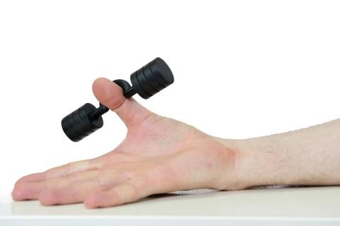 O2 Thumb-bell Training