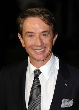 "Martin Short attends the Premiere of ""Frankenweenie"" at the opening of the BFI London Film Festival at Odeon Leicester Square on Oct. 10, 2012 in London."