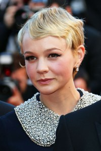 Carey Mulligan attends the Premiere of 'Wall Street: Money Never Sleeps' held at the Palais des Festivals in Cannes, France, on May 14, 2010.