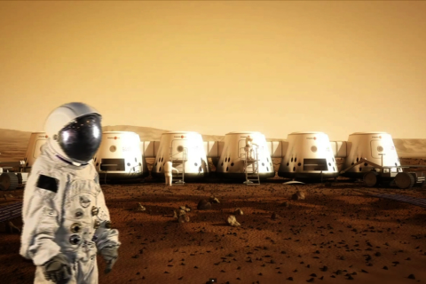 200,000 Apply for One-Way Trip to Mars