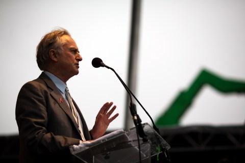 "National Atheist Organization Holds ""Reason Rally"" In Washington, DC"