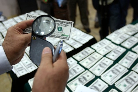 Image: Peru Counterfeit Kings
