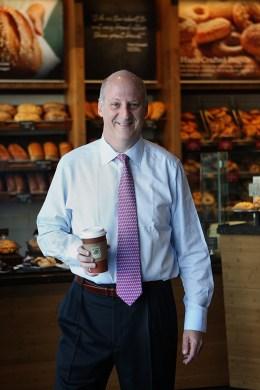 Ron Shaich, Panera Bread CEO