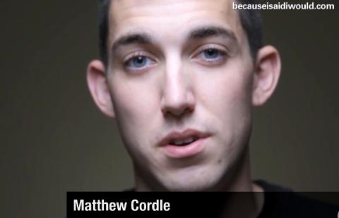 Matthew Cordle