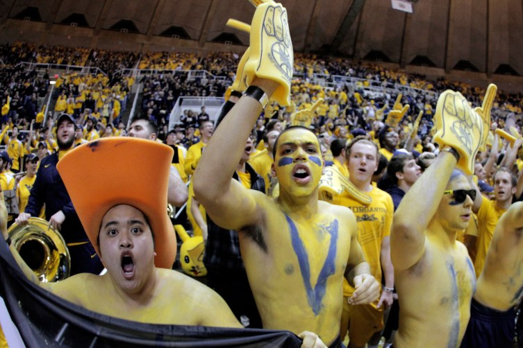 West Virginia University is the nations top party school