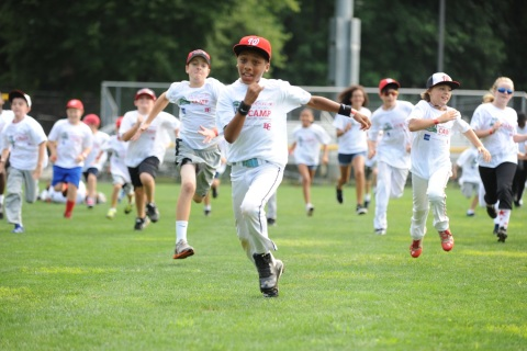 Washington Nationals Pitcher Gio Gonzalez Hosts GIO (Giving Individuals Opportunity) Foundation Inaugural Baseball Camp