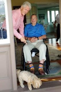 Bushs-Socks-Charity