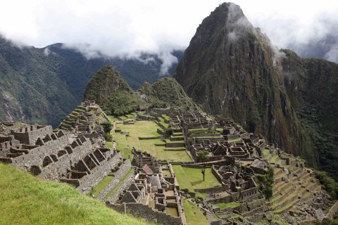 Climb Machu Picchu