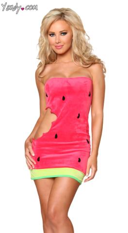 sexy halloween costume yandy  watermelon