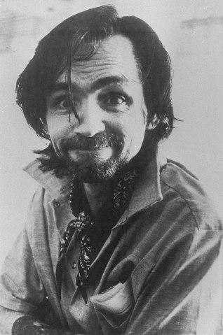Charles Manson in 1978.