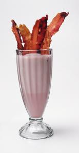 bacon milkshake